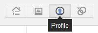 Google profile tab